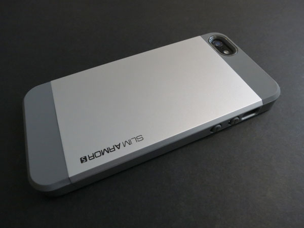 Review: Spigen SGP Slim Armor for iPhone 5