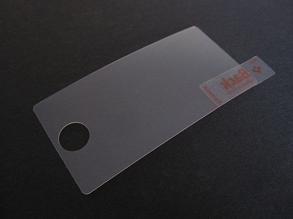 First Look: Spigen SGP Steinheil Screen Protectors for iPod nano 7G + iPod touch 5G