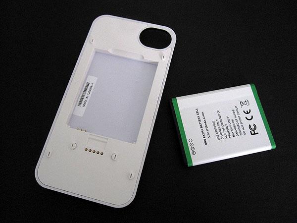 Review: uNu Ex-Era Modular Battery Case for iPhone 4/4S