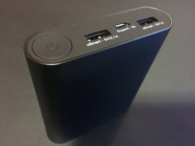 Review: uNu Superpak 10,000mAh External Battery Pack