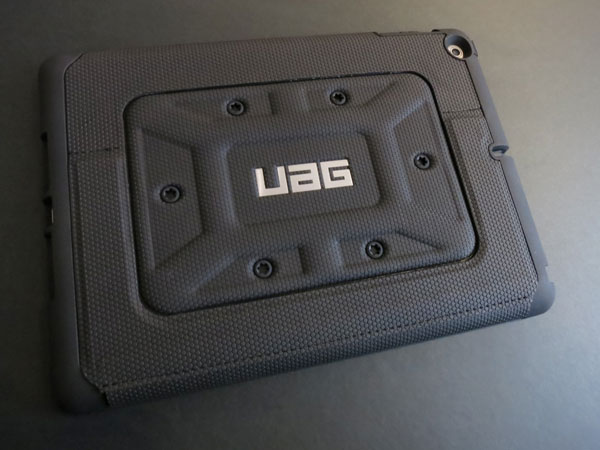 Review: Urban Armor Gear Composite Case for iPad Air