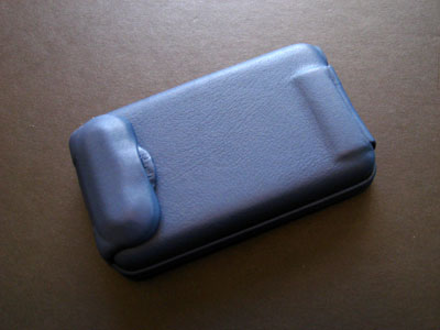 Review: Vaja iVolution Leather Suit for Apple iPod Video
