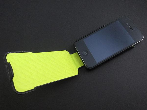 First Look: Vaja iVolution Top Black Series for iPhone 4