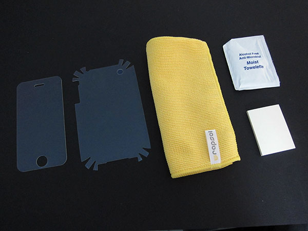 First Look: Wrapsol Scratch Protection for iPad + Ultra Scratch Protection for iPhone 3G/3GS