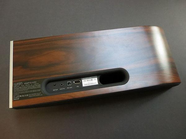 Review: Wren V5AP AirPlay Speaker
