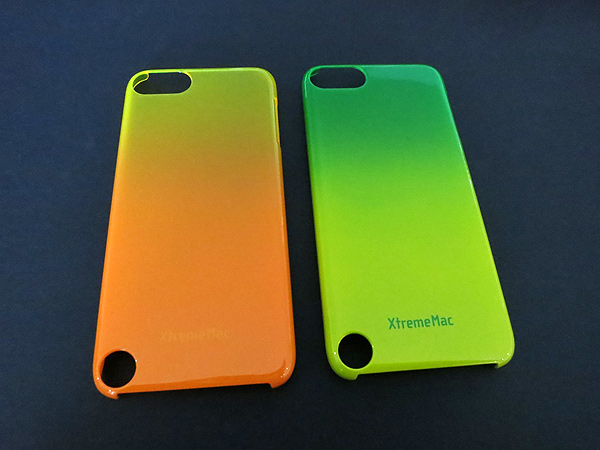 First Look: XtremeMac Microshield Fade + Stand for iPod touch 5G