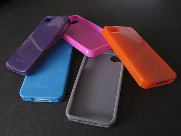 First Look: XtremeMac Tuffwrap Shift for iPhone 4/4S