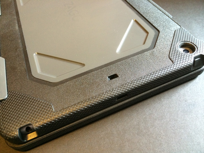 Review: Zagg Rugged Folio for iPad Air