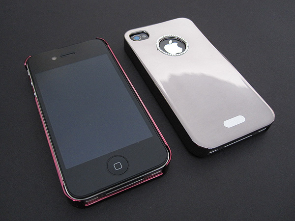 First Look: Zenus Case Air Jacket and Leather Cases for iPhone 4