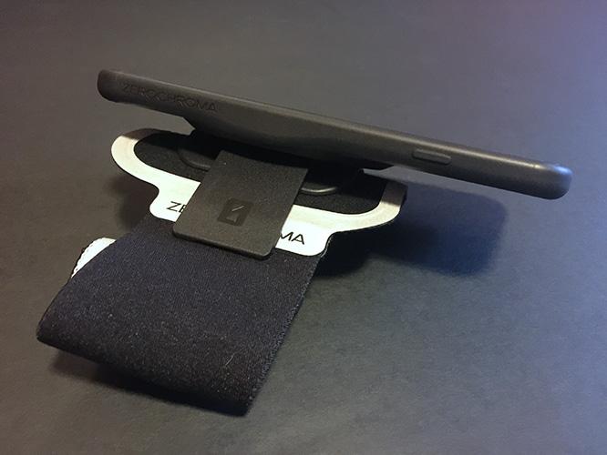 Review: ZeroChroma FluxStand-Compatible Car Vent Mount + Reflective Armband 11