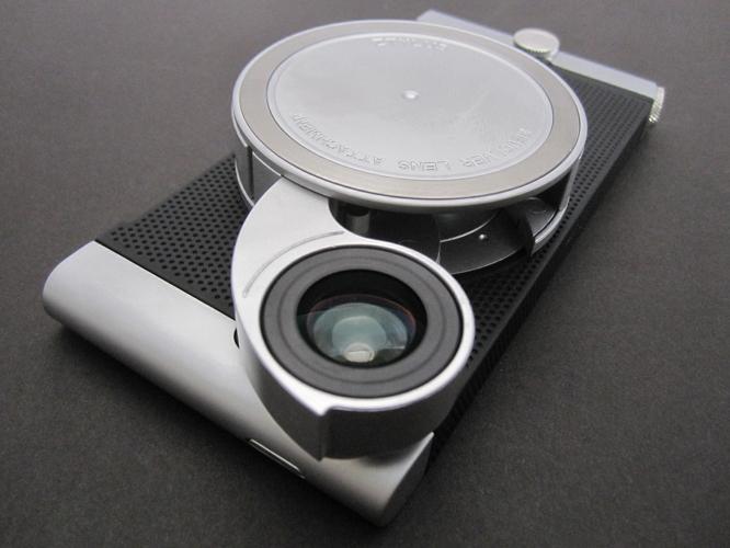 sale retailer 0b9c1 6ca8d Review: Ztylus Camera Case + RV-2 Revolver Lens for iPhone 5/5s