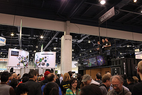 2012 iLounge Pavilion sells out in 2 hour record time, CES adds space 1