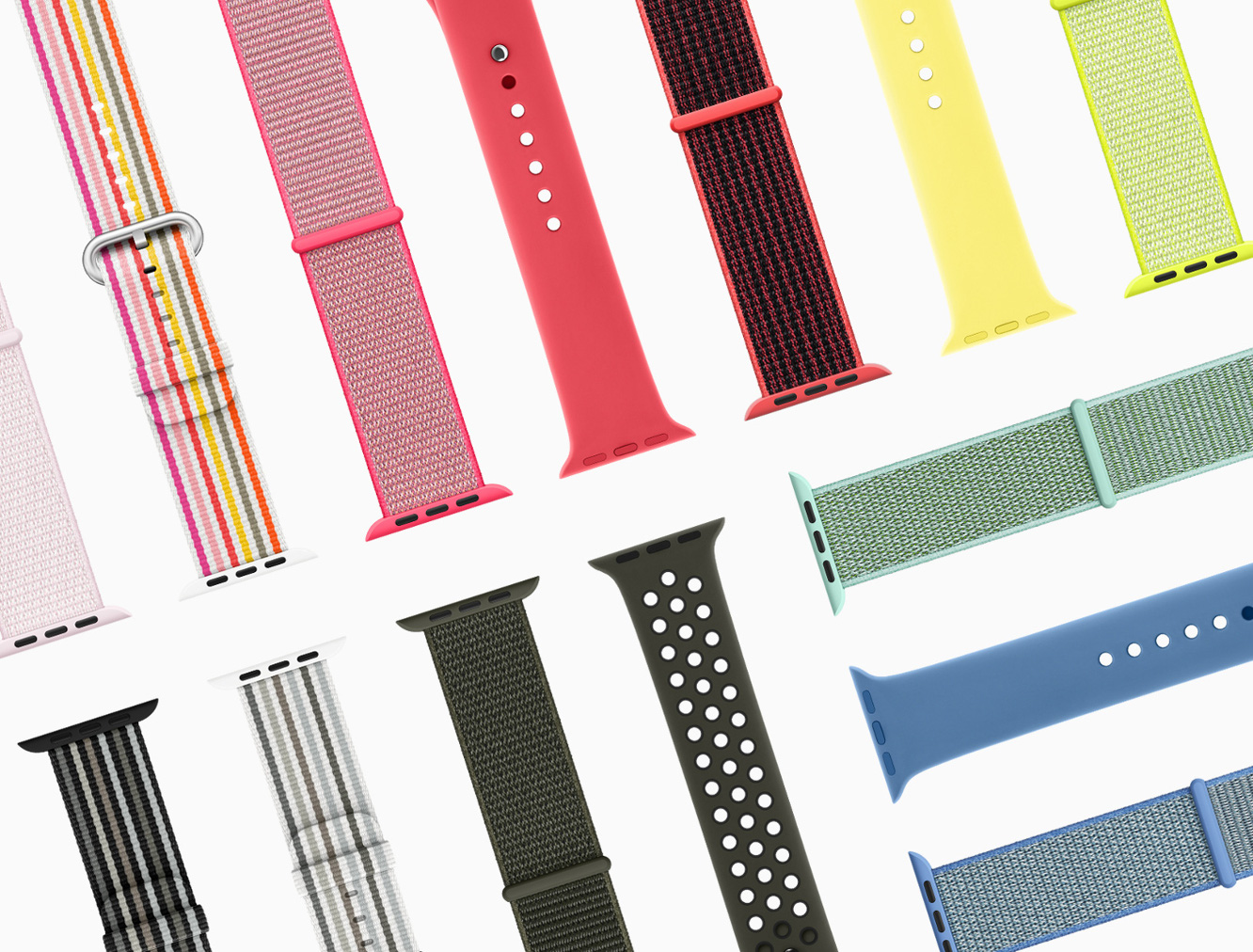 Spring Collection Apple Watch bands starting to sell out 1