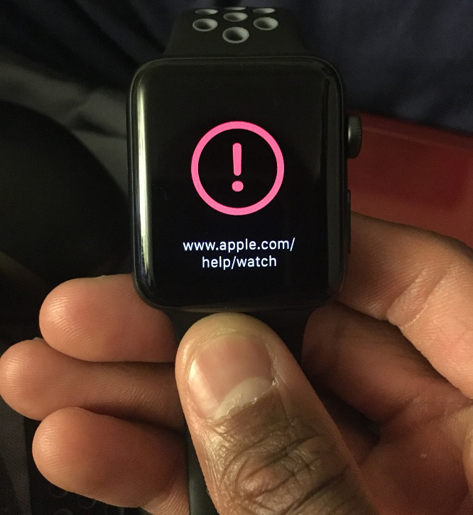 Some users report watchOS 3.1.1 update bricking Apple Watches