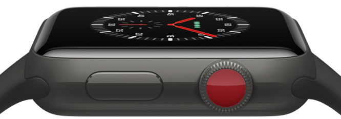 Apple Watch may be moving to solid state buttons with haptic feedback