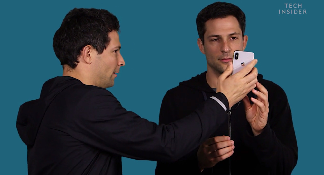Identical twins can't fool iPhone X's Face ID in new video