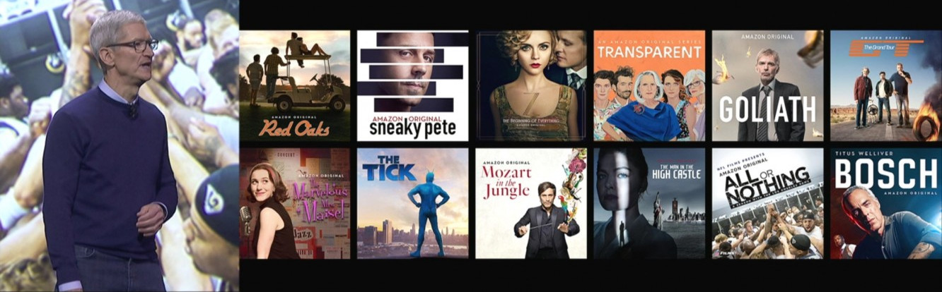 Amazon Prime Video app rolling out on Apple TV in US, Canada, UK, other parts of Europe