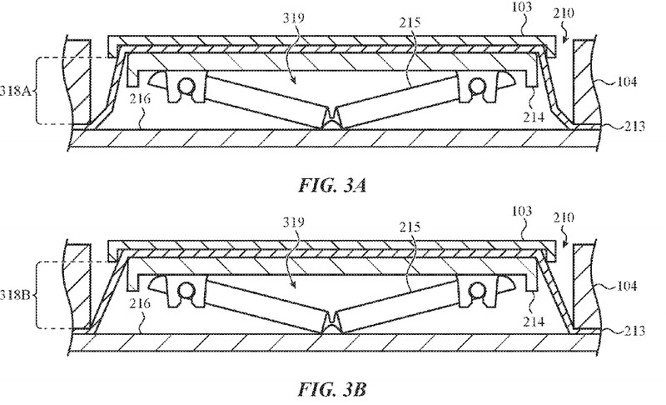Pair of patents provide look at waterproof Lightning connector, crumb-proof keyboard