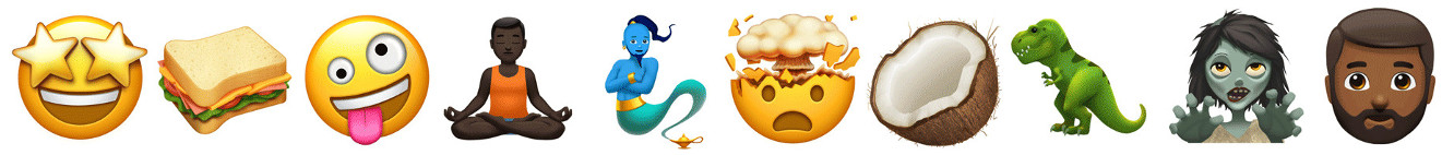 News: Apple showcases new emoji headed to iOS, watchOS, macOS later this year