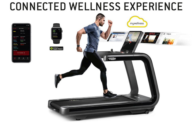 Technogym, Life Fitness add support for Apple's GymKit to more gym equipment 16