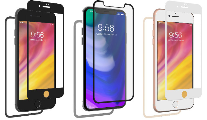 new style ad021 45d06 Zagg debuts InvisibleShield tempered glass front and back protection ...