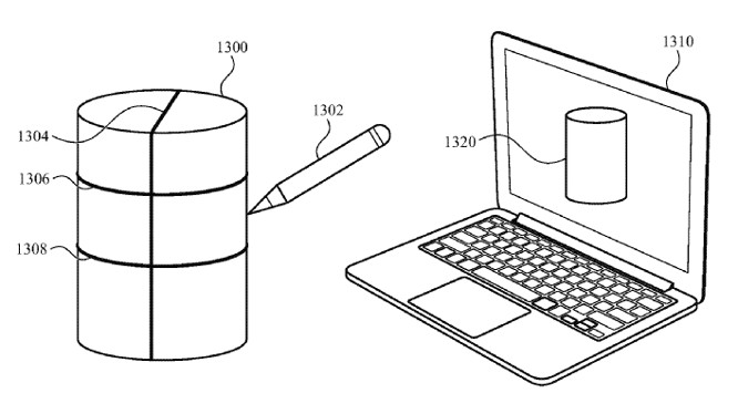 Patent application shows Apple considering Apple Pencil that works on any flat surface, in midair