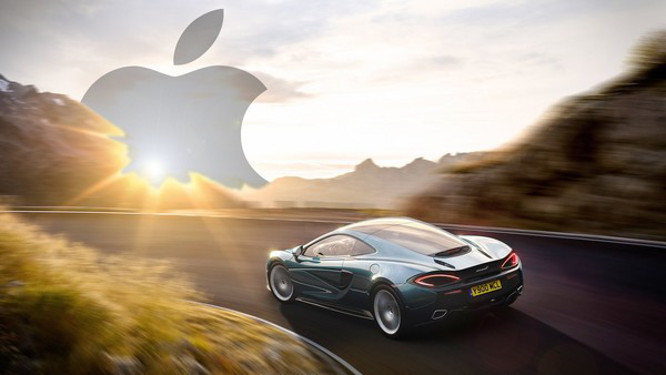Report: Apple considering acquisition of high-performance car maker McLaren (Update: and Lit Motors)