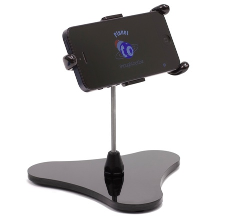 Thought Out unveils PED4 Planet stand for iPhone 5 1