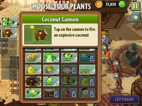 Plantas Vs Zombies 2 Portable