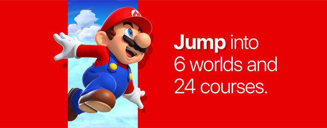 Super Mario Run posts record-breaking 40 million downloads in four days