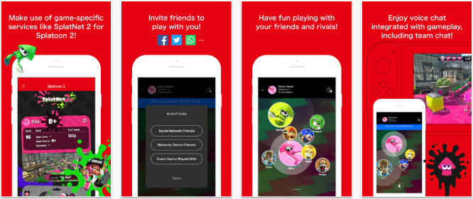 Nintendo launches companion iOS app for Switch console