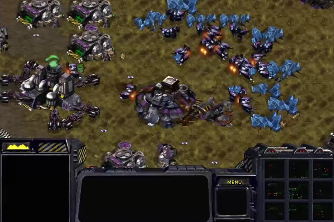 Blizzard Entertainment StarCraft