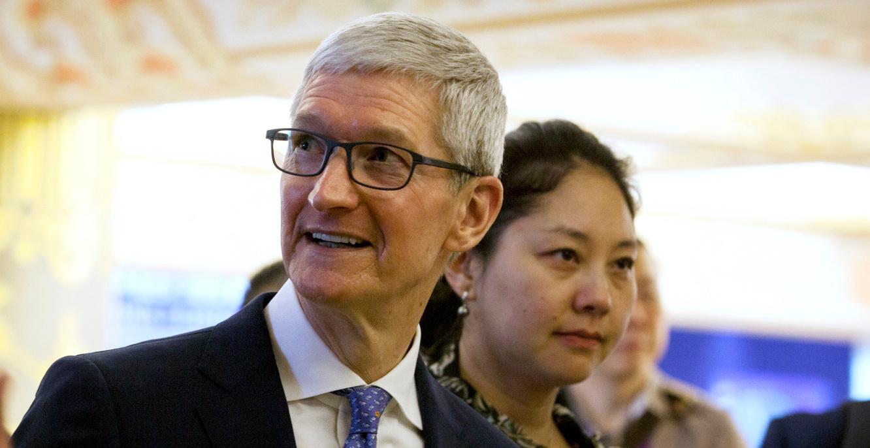 Apple calls for more regulation amid Facebook data scandal