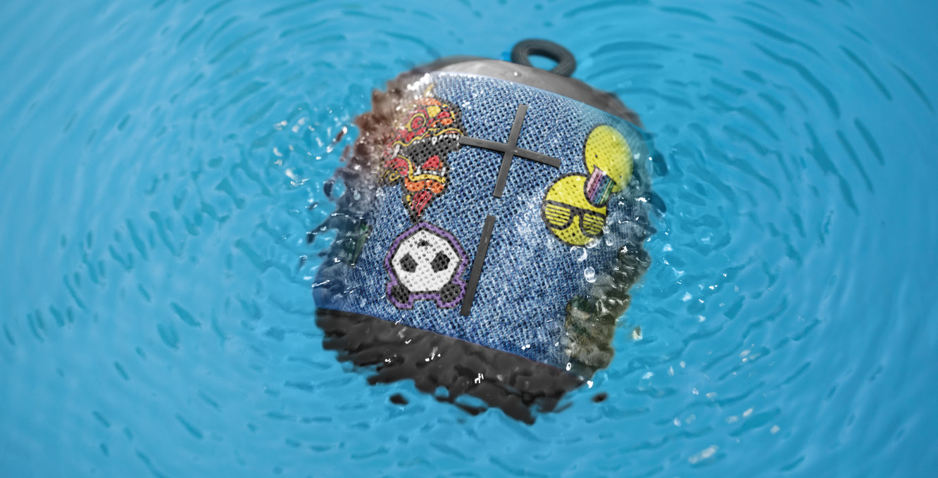 Ultimate Ears debut new waterproof Wonderboom portable speakers