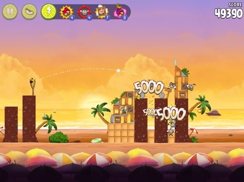 Apps: Angry Birds Rio 1.7, Bank of America 4.3, djay 2 + OpenTable 5.1 1