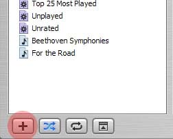 How to create playlists in iTunes 1