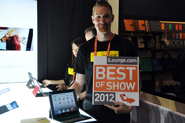 iLounge's 2012 CES Best of Show Awards: iPod, iPhone, iPad + Mac