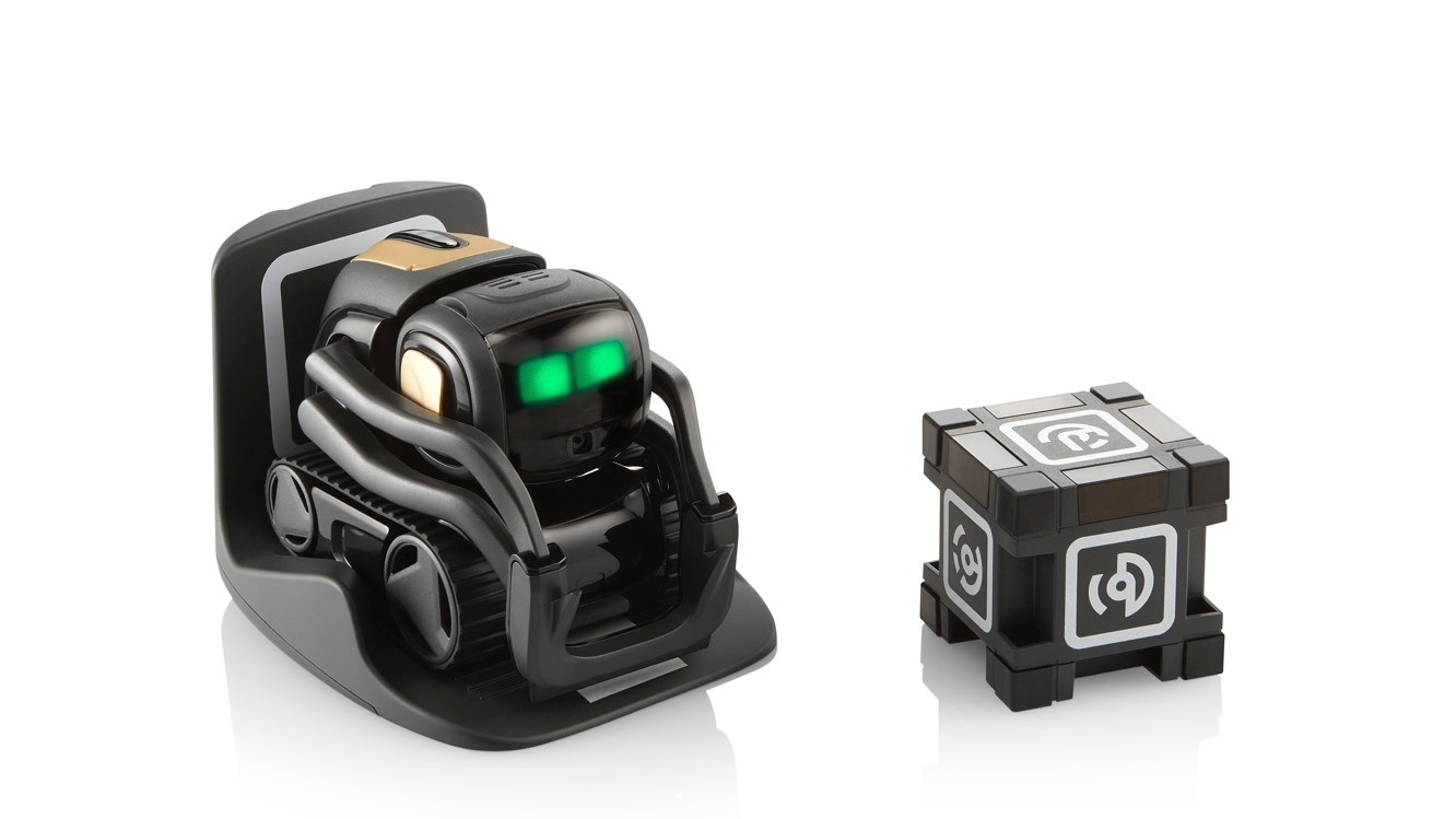 Anki announces Vector, a new home robot with personality