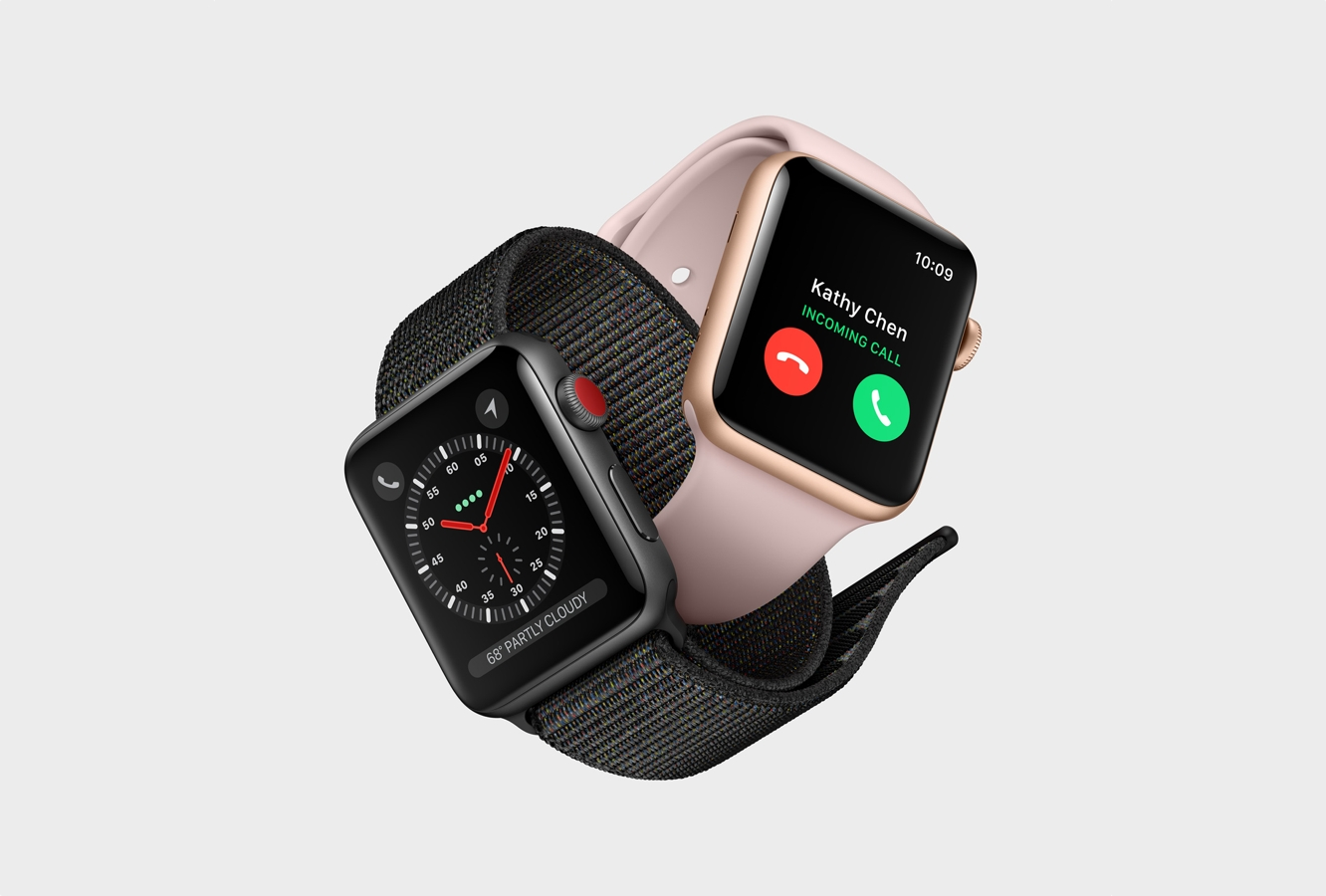U.S. Apple Watch Series 3 Cellular models will only work on U.S. carriers 1