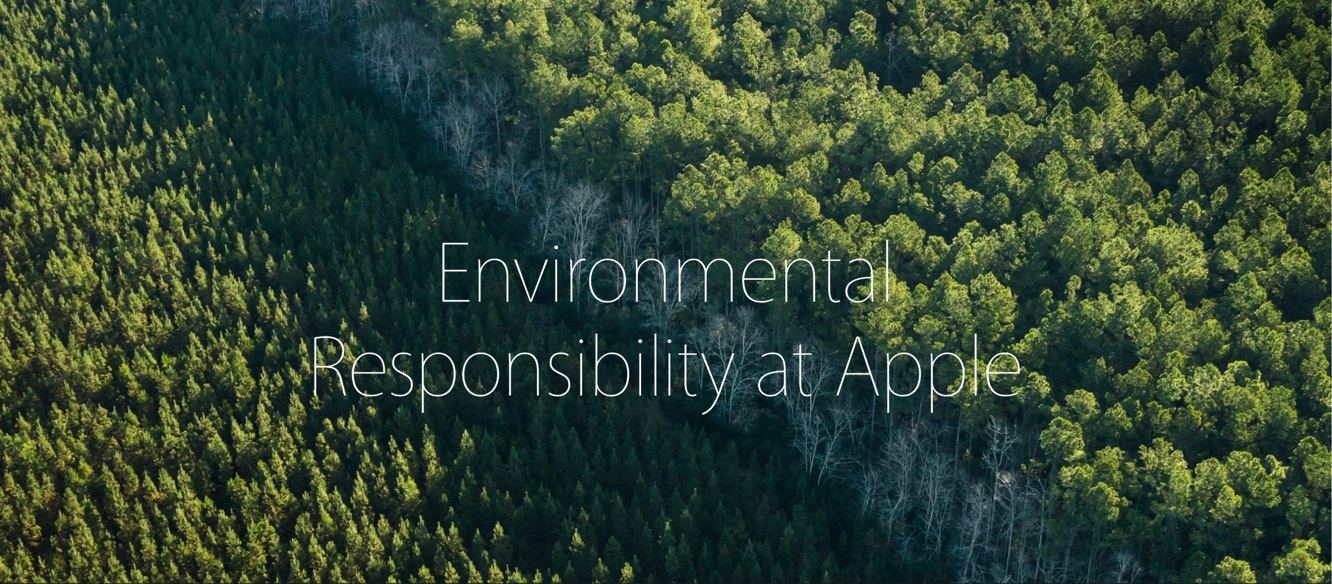 Apple standing by its commitment to Obama era climate policies