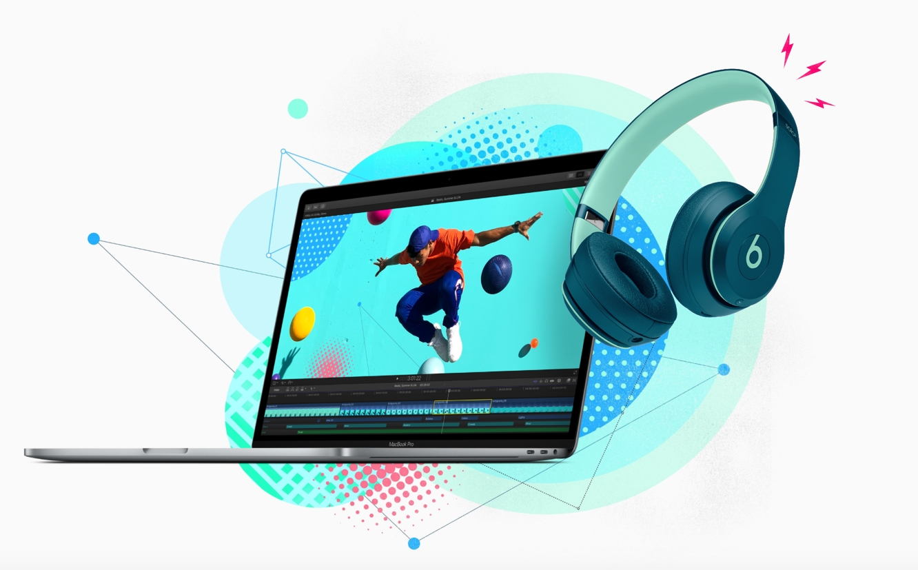 Apple announces 2018 Back to School Promo offering free Beats headphones with an iPad Pro or Mac 1