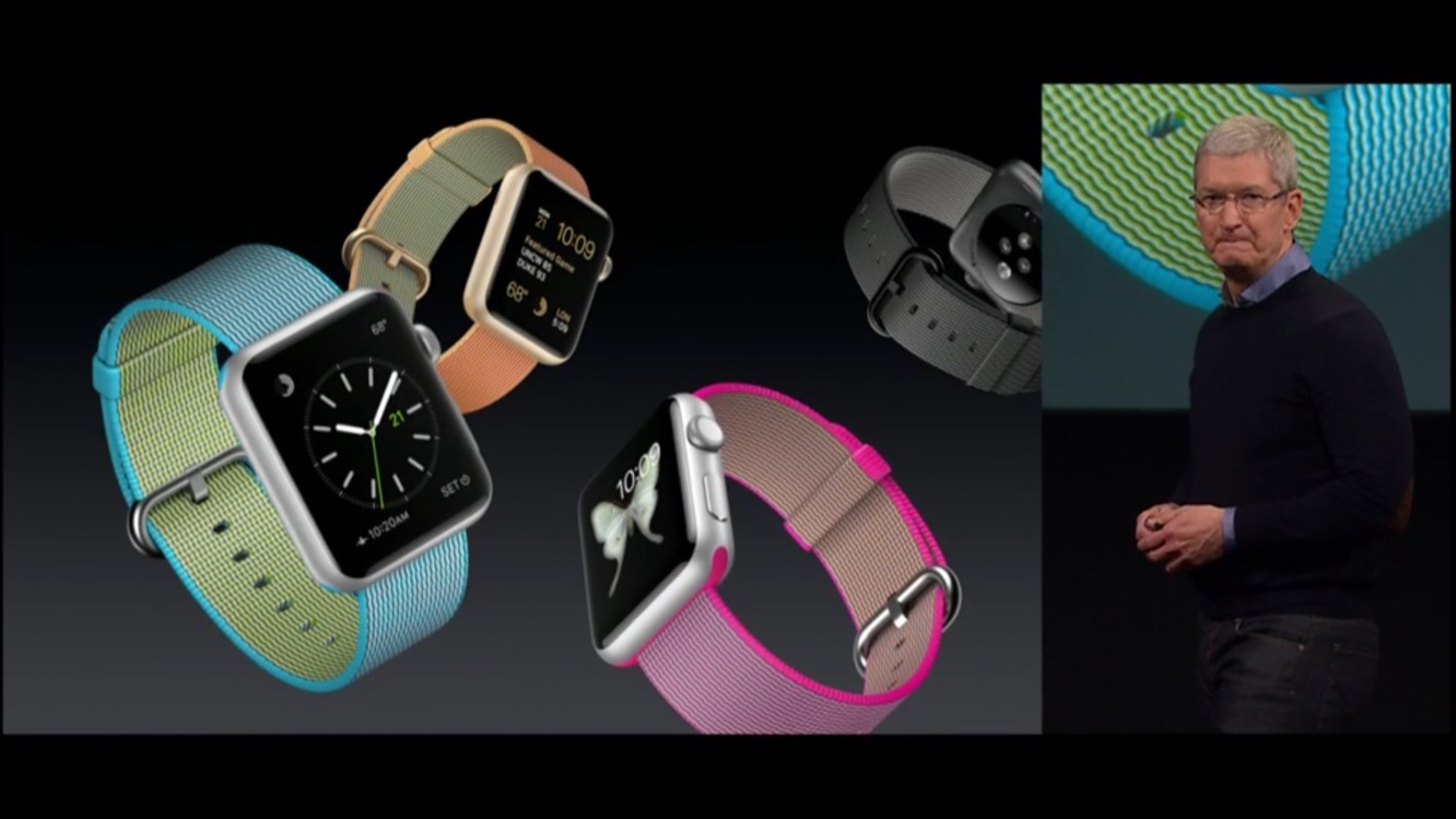 Apple reduces Apple Watch pricing, debuts new Apple Watch bands 1