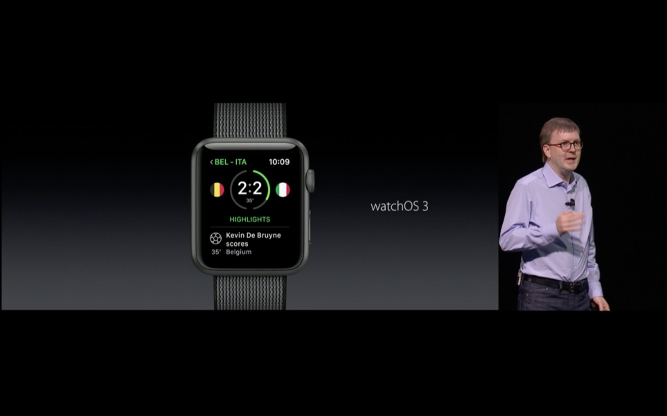 Inside the betas: watchOS 3 promises a real speed boost 1