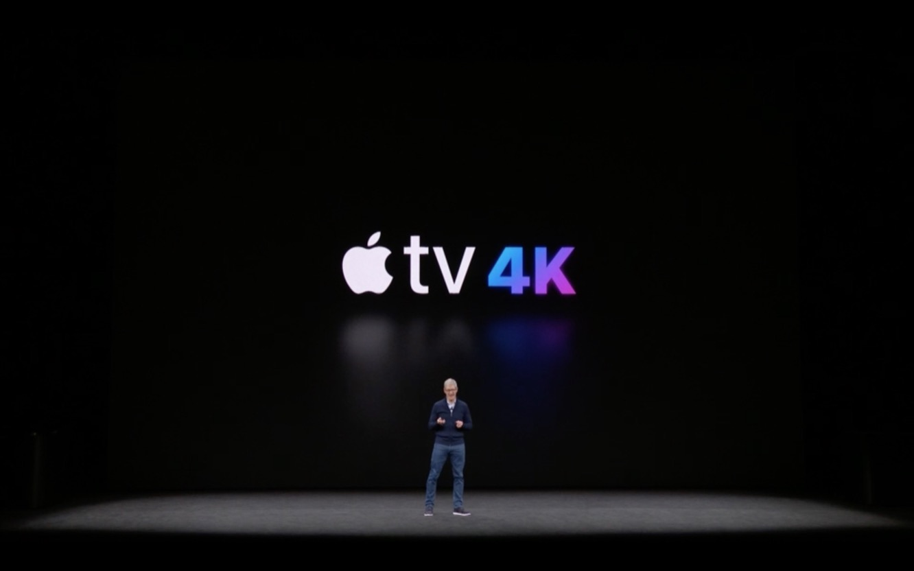 Apple TV 4K arrives with HDR10, Dolby Vision support