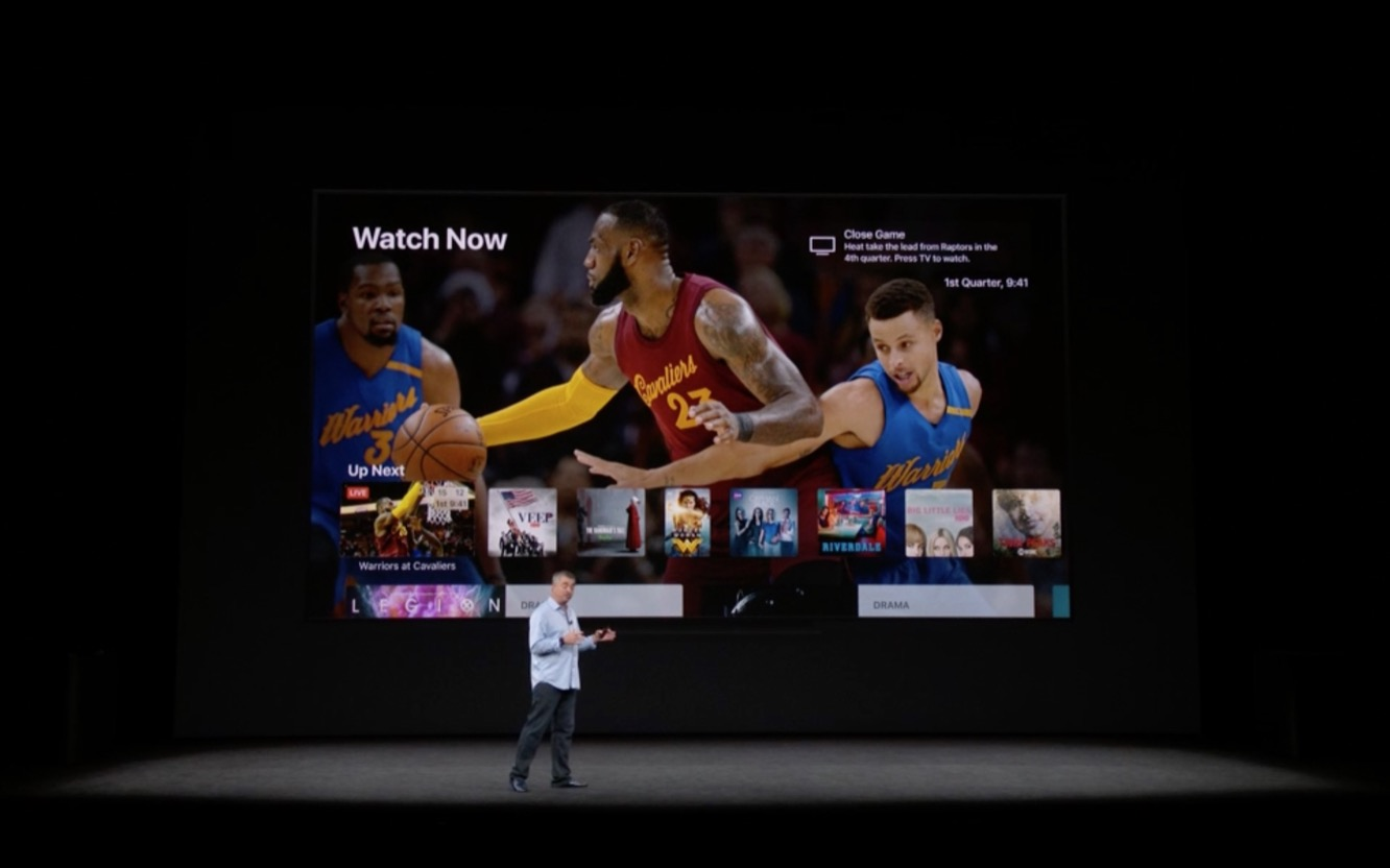 Apple to expand 'TV' app to seven additional countries, add Live Sports