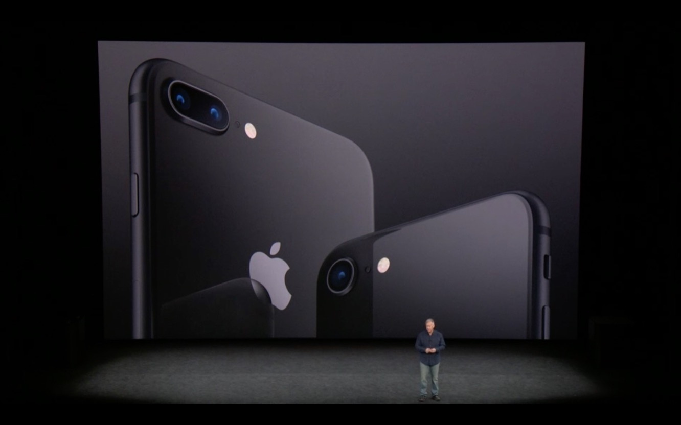 Apple debuts iPhone 8 and 8 Plus 1