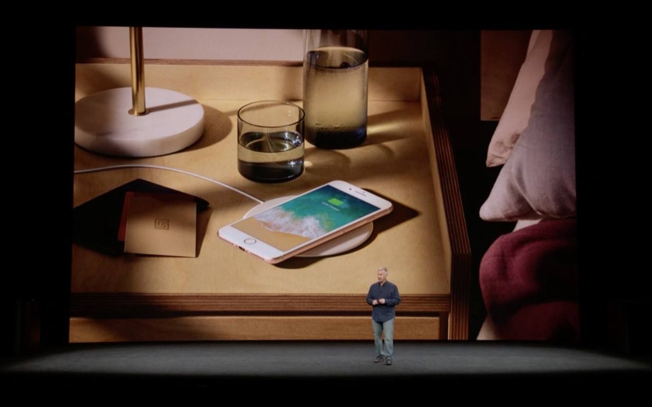 Apple debuts iPhone 8 and 8 Plus