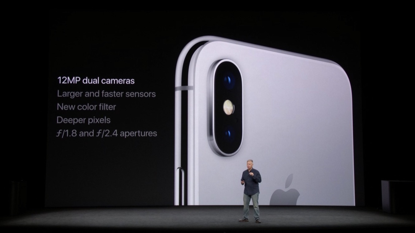 Apple unveils iPhone X with Face ID