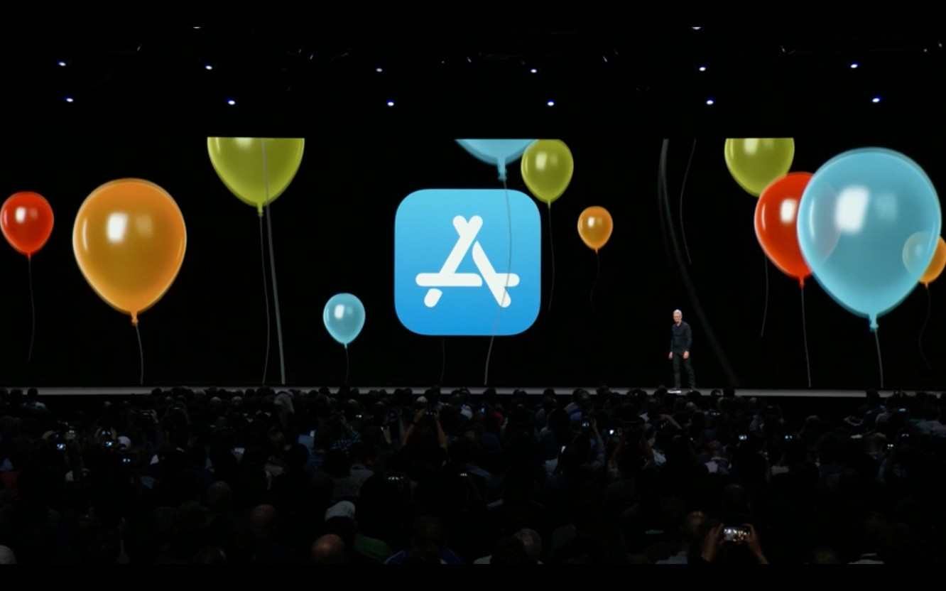 Apple looks back at ten years of the App Store