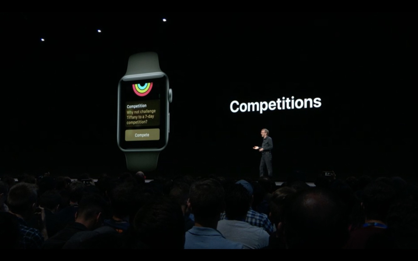 watchOS 5 focuses on fitness and connectivity 2